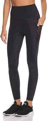 Wear It To Heart Nala Mesh-Inset Leggings