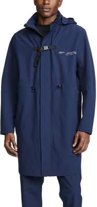 Dyne DYNE Jackson Oversized Trench Coat