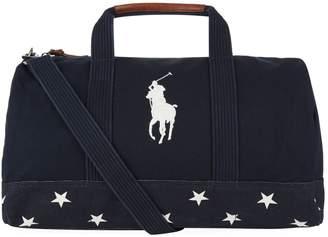 Polo Ralph Lauren Canvas Star Bag