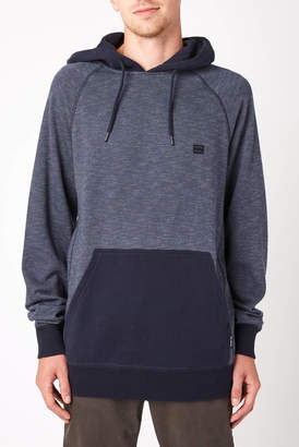 Billabong Balance Colorblock Hooded Pullover
