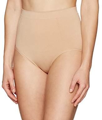 Arabella Women's Seamless Brief Shapewear with Tummy Control
