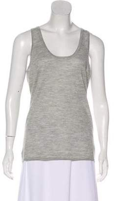 Amanda Wakeley Sleeveless Cashmere Top