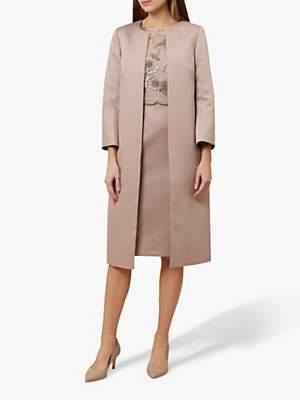Hobbs Anna Coat, Mink