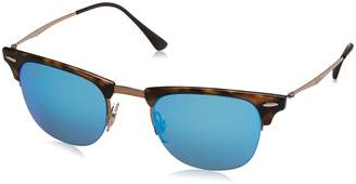 Ray-Ban Mens 0RB8056 Square Sunglasses