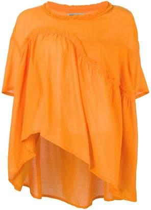 Henrik Vibskov Bon Chalant asymmetric blouse