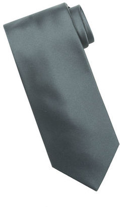 Stefano Ricci Solid Silk Satin Tie $200 thestylecure.com