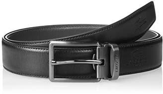 Lacoste Men's 30mm Reversible in Box Belt