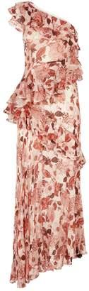 Thurley Venetian Nights One-Shoulder Dress