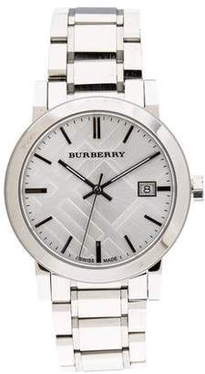 Burberry The City Watch