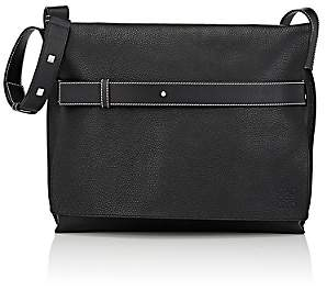 Loewe Men's Messenger Bag-Black