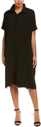 James Perse Funnel Shift Dress