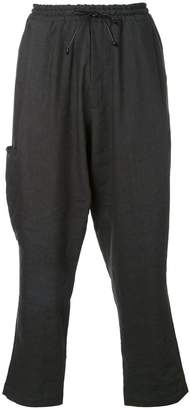 Isabel Benenato loose fit trousers