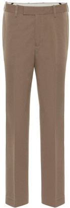 Helmut Lang Mid-rise wool pants
