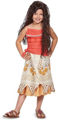 BuySeasons Disney Princess Moana Classic Big Girls Costume