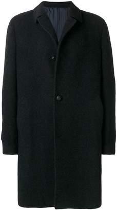 Piombo Mp Massimo classic single breasted coat