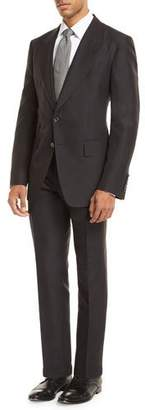 Tom Ford Linen-Blend Two-Piece Suit