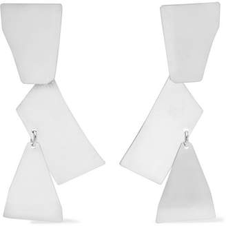 Annie Costello Brown - Fragment Sterling Silver Earrings
