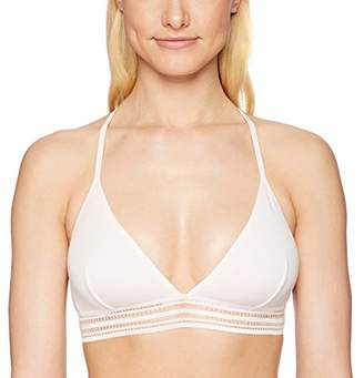 Mae Women's Non Wire Bralette with Back Detail (for A-C cups)