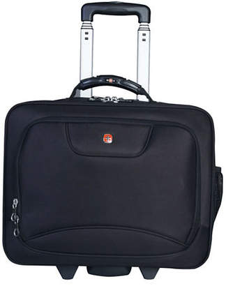 Swiss Gear 15-Inch Rolling Business Suitcase