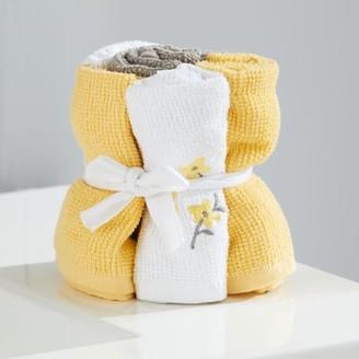 SKL Home Spring Garden Wash Cloth Set