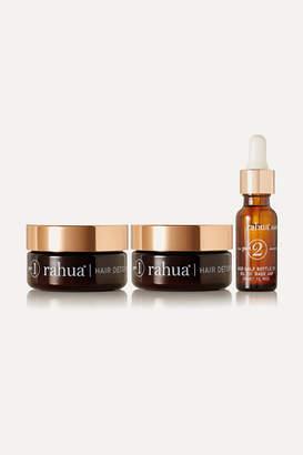 Rahua Hair Detox & Renewal Treatment Kit - Colorless