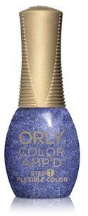 Orly Color Amp'd Flexible Color Nail Polish - Ocean Views