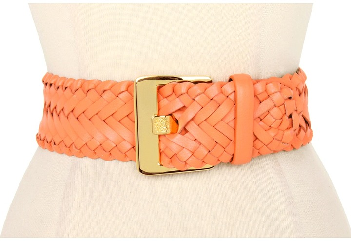 Vince Camuto 2 1/4' Buckle On Panel (Coral) - Apparel