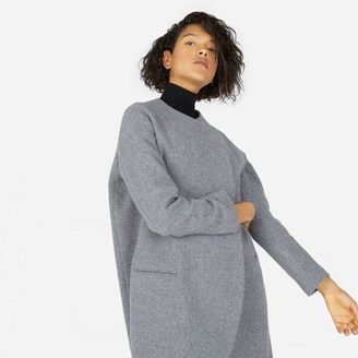 The Premium Wool Oversized Unstructured Coat