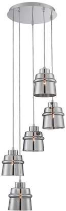 Kohl's Sparta Symmetrical Pendant Lamp