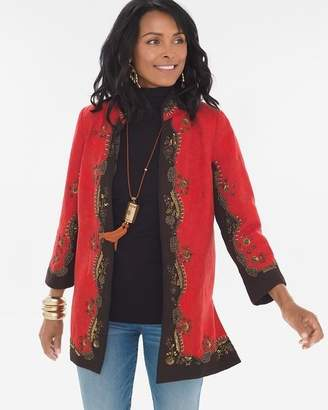 Heritage Beaded Jacket