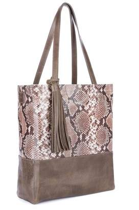 Brave Sirin Leather Tote