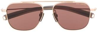 Dita Eyewear aviator frame glasses