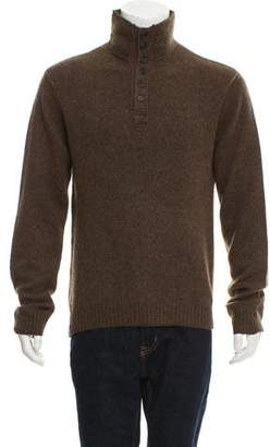 Inhabit Wool Henley Sweater w/ Tags