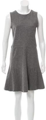 Oscar de la Renta Wool & Cashmere Dress w/ Tags