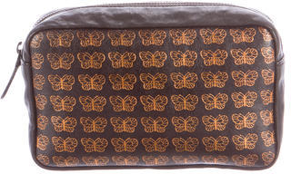 Bottega Veneta Bottega Veneta Butterfly Cosmetic Bag