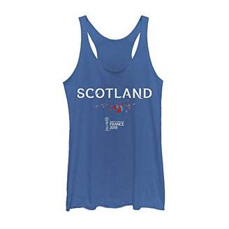 Fifth Sun Officially Licensed FIFA Scotland Junior's Racerback Tank