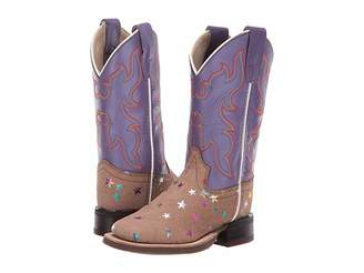 Old West Kids Boots Emily (Toddler/Little Kid)