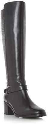 Roberto Vianni LADIES TREBEL - Mixed Material Knee High Boot