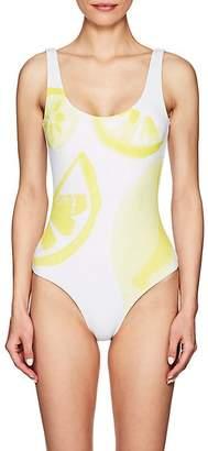Onia Women's Kelly Lemon-Print One-Piece Swimsuit