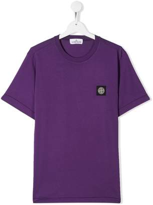 Stone Island Junior short sleeved T-shirt