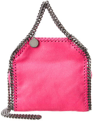 Stella McCartney Tiny Falabella Shaggy Deer Tote