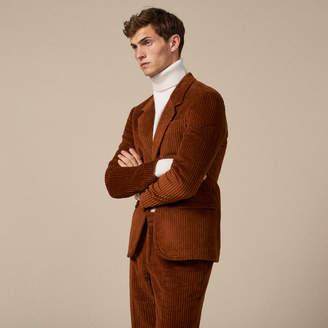 Sandro Corduroy suit jacket