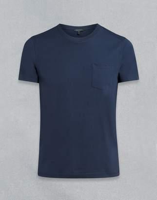 Belstaff New Thom Crew Neck T-Shirt White