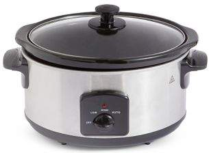 Marks and Spencer Slow Cooker 5.5 Litres