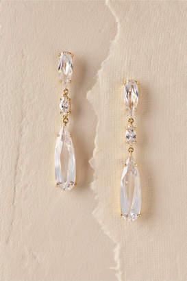 Kenneth Jay Lane Eira Crystal Earrings
