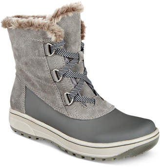 Bare Traps Denyce Lace-Up Cold-Weather Boots Women's Shoes