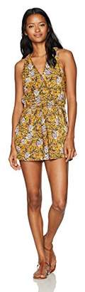 LIRA Women's Ophelia Floral Maxi Dress