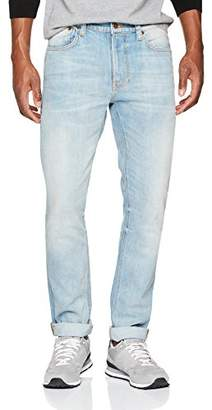 Nudie Jeans Unisex's Lean Dean Jeans,30W x 30L