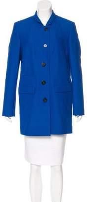 Rene Lezard Wool Oversized Blazer