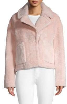 Bagatelle Faux Fur Jacket